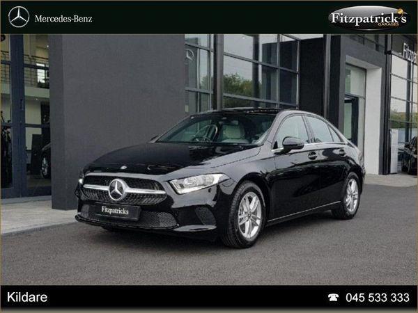 Mercedes-Benz A-Class A SERIES A 180 SALOON 4DR AUTO (2020 (202))