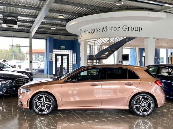 Mercedes-Benz A-Class A180 A/T AMG LINE Reserve Today for 211 ' Ref no 00106583' (2021 (211))