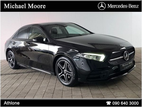 Mercedes-Benz A-Class A180 SALOON AMG AUTO (NIGHT PACK) (2021 (211))