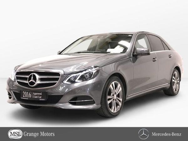 Mercedes-Benz E-Class E220 D SE Auto (2016 (161))