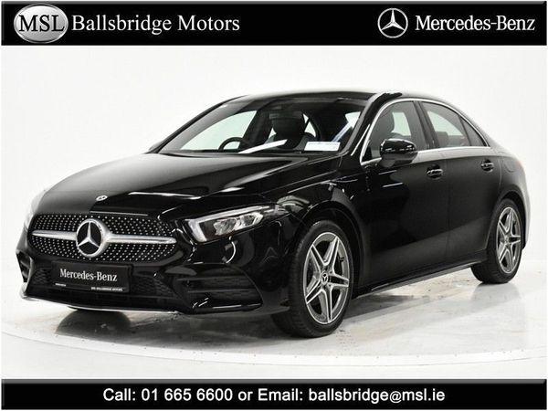 Mercedes-Benz A-Class A 200 Saloon AMG Line Auto (2020 (202))