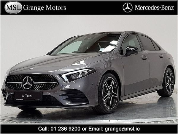 Mercedes-Benz A-Class Sales by appointment only A200 Saloon AMG Line Auto (2020 (202))