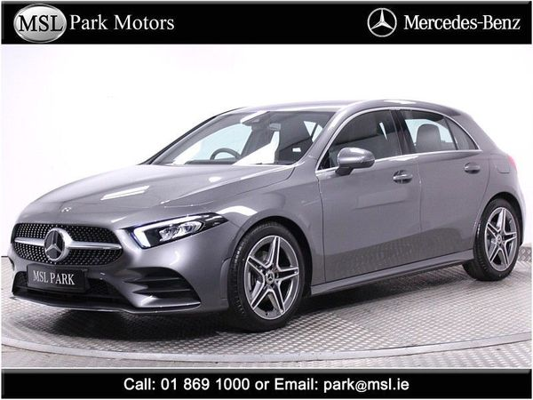 Mercedes-Benz A-Class 180 AMG Automatic - €5,394 worth of extras - Brand new and available for immediate delivery at MSL Park Mercedes-Benz (2020 (202))