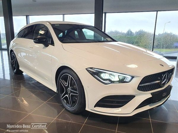 Mercedes-Benz CLA-Class CLA 200D SHOOTING BRAKE NIGHT PCK A/T (2021 (211))