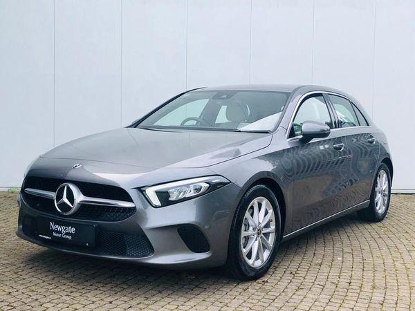 Mercedes-Benz A-Class A180 D Progressive A/T (2021 (211))