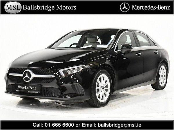 Mercedes-Benz A-Class A 200 Saloon Progressive Auto (2020 (202))