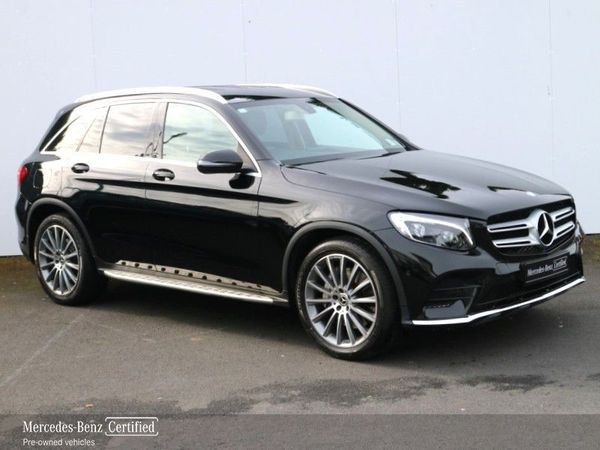 Mercedes-Benz 220 GLC 220 D 4MATIC AMG  5DR AUTO (2017 (171))
