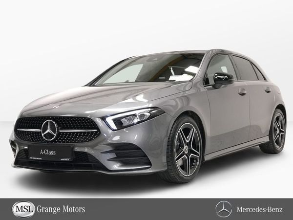 Mercedes-Benz A-Class A180 D AMG Line Auto Night Package (2021 (211))
