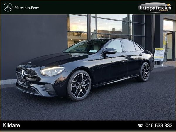 Mercedes-Benz E-Class E220d AMG Night Pack (2021 (211))