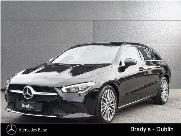 Mercedes-Benz CLA-Class 180p --Progressive--Shooting Bake--Ready for Immediate Delivery-- (2021 (211))