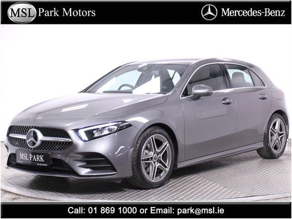 Mercedes-Benz A-Class 180 AMG Automatic - €5,394 worth of extras - Brand new and available for immediate delivery at MSL Park Mercedes-Benz (2021 (211))