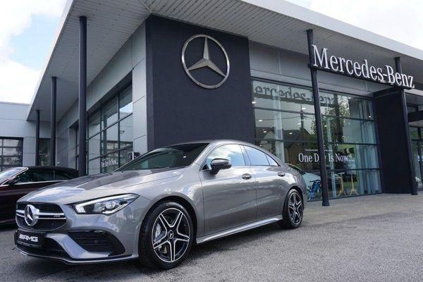 Mercedes-Benz CLA-Class 35 AMG 306 BHP All Wheel Drive--Aerodynamic Pack-- (2021 (211))