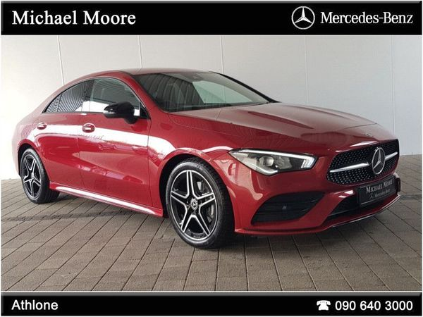 Mercedes-Benz CLA-Class CLA180d AMG LINE COUPE (NIGHT PACK) AUTO (2021 (212))
