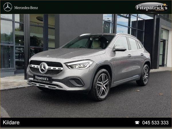 Mercedes-Benz GLA-Class 200D Progressive Auto (2021 (211))