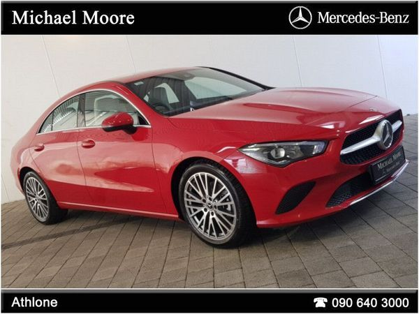 Mercedes-Benz CLA-Class 200 COUPE PROGRESSIVE AUTO (2021 (211))