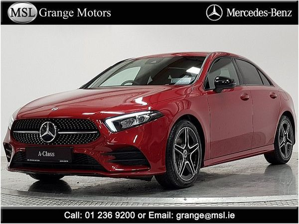 Mercedes-Benz A-Class A180 D Saloon AMG Line Auto (2021 (211))