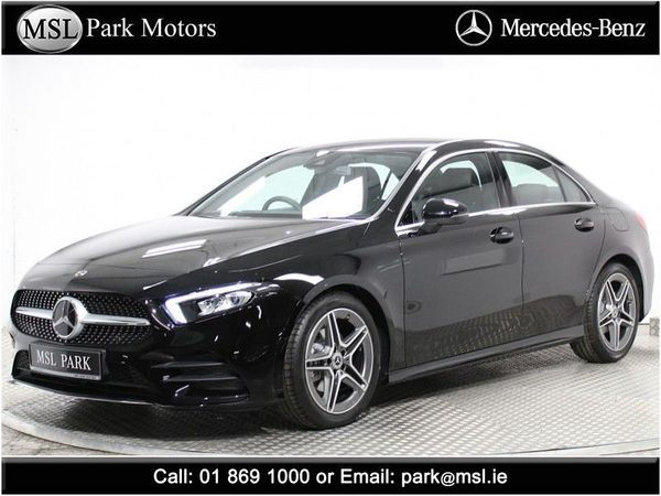 Mercedes-Benz A-Class 200 AMG Saloon Automatic - Available for immediate delivery at MSL Park Mercedes-Benz (2021 (212))