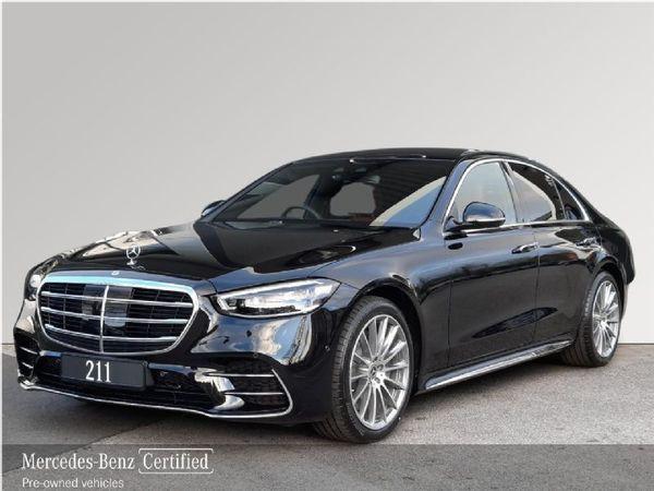 Mercedes-Benz S-Class 350d AMG Brand New Model (2021 (211))