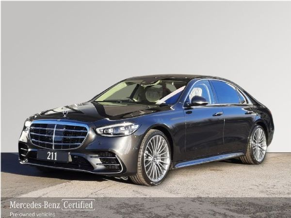 Mercedes-Benz S-Class 500 AMG 4 Matic Premium Long Wheelbase Brand New Model (2021 (211))