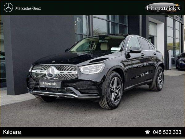 Mercedes-Benz GLC-Class GLC COUPE AMG 200 (2021 (211))
