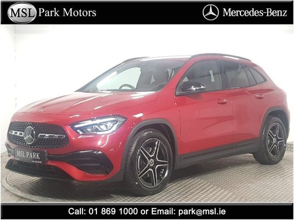 Mercedes-Benz GLA-Class 180d Automatic AMG - €6,088 worth of extras - available for immediate delivery at MSL Park Mercedes-Benz (2021 (211))