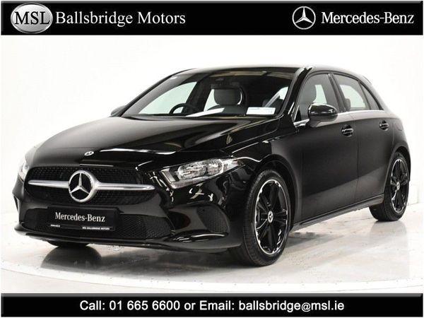 Mercedes-Benz A-Class A 160 Sports Package Manual (2021 (211))