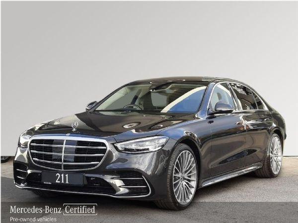 Mercedes-Benz S-Class 450 AMG 4 Matic Premium Long Wheelbase Brand New Model (2021 (211))