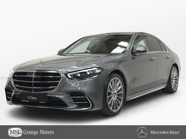 Mercedes-Benz S-Class New Model S350 D AMG Line Auto (2021 (211))
