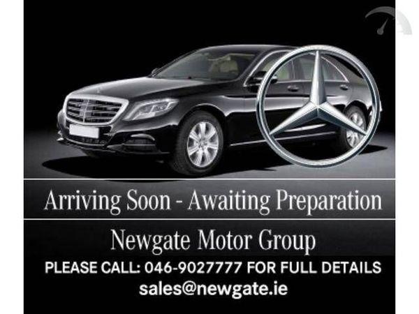 Mercedes-Benz E-Class E220 D AMG EXT 'NEW MODEL ARRIVING SEPTEMBER' (2020 (202))
