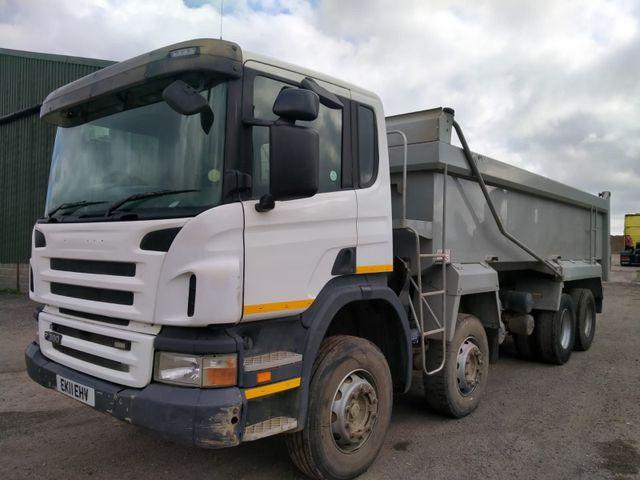 2011 (11) Scania P Series Image