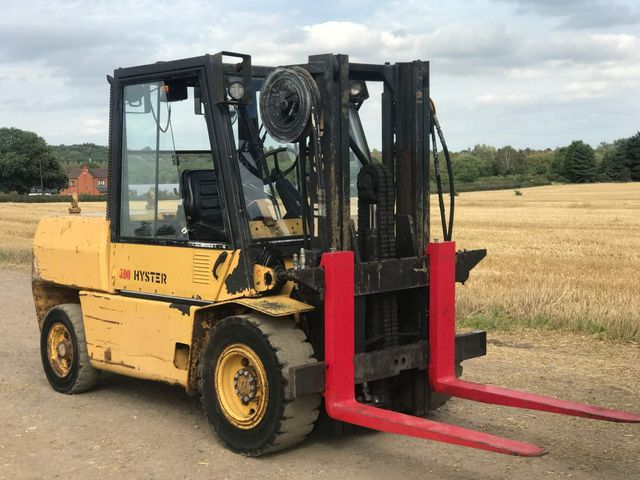 Hyster H5.00X Image