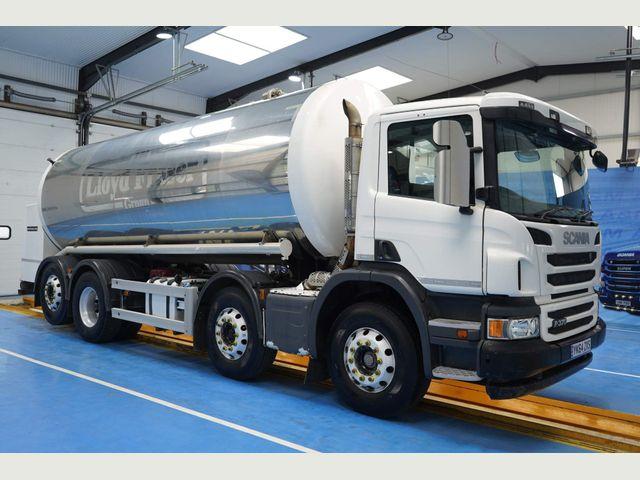 2014 (64) Scania P370 MILK TANKER EURO 6 Image
