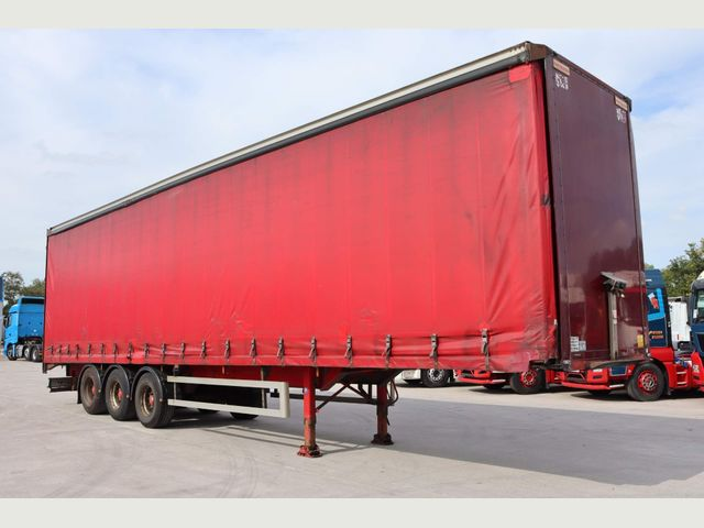 2007 Montracon 4.68M CURTAINSIDE TRAILER Image