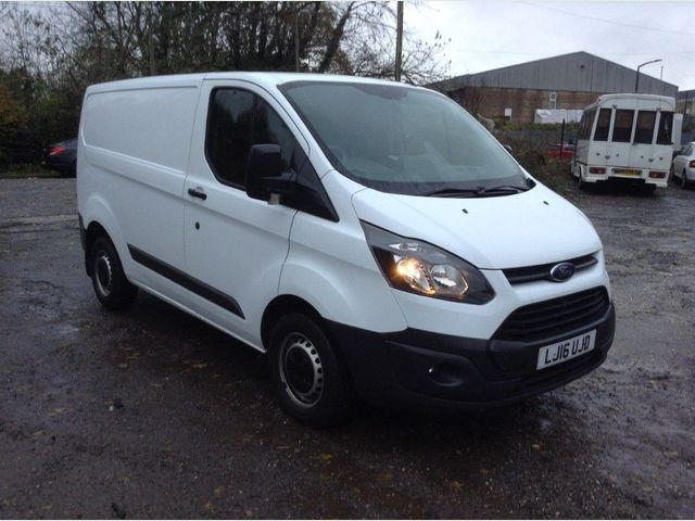 2016 Ford Transit Custom Image
