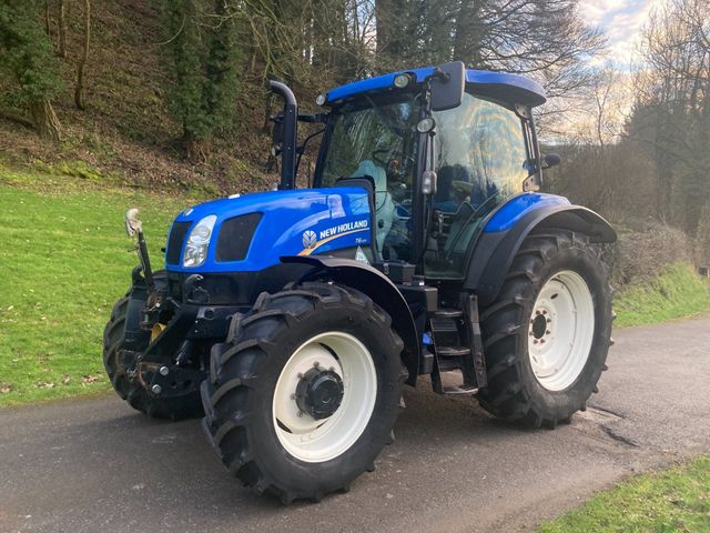 2012 New Holland T6.150 Tractor Image