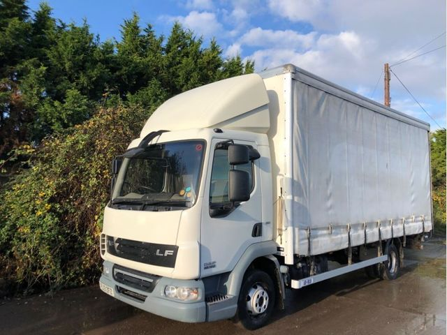2013 (13) DAF LF45.160 CURTAINSIDER MANUAL GEARBOX 3-SEAT Image