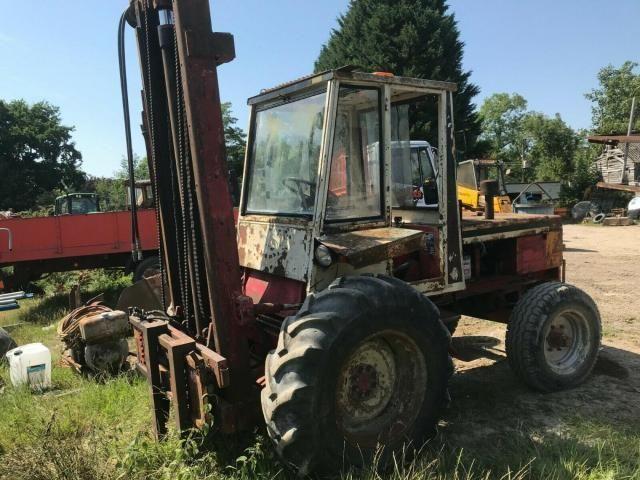 Diesel Forklift Rough Terrain approx 3 ton lift £2000 plus vat £2400 Image