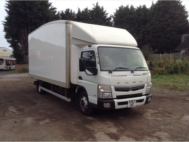 2017 FUSO Canter Image