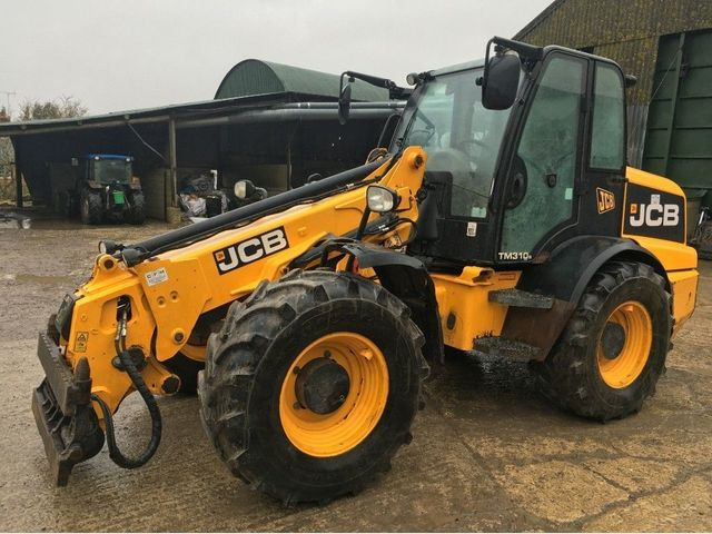 2011 JCB TM 310S Agri ***NOW SOLD*** Image