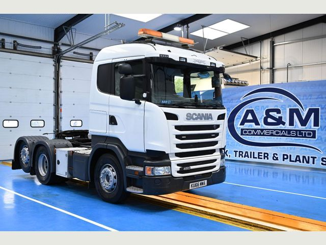 2017 (66) Scania R450 REARLIFT EURO 6 Image