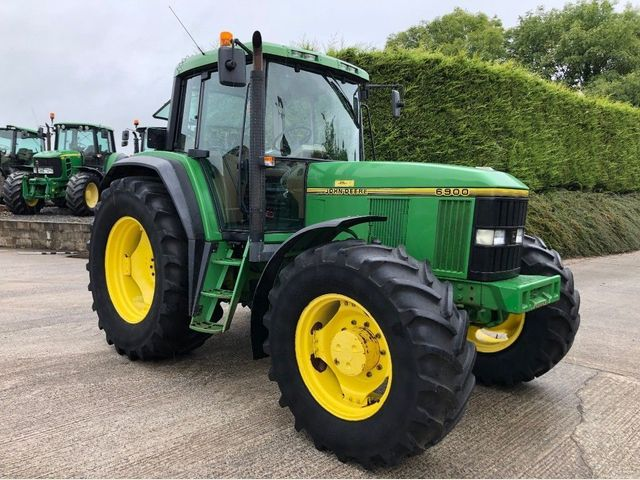 1997 John Deere 6900. ONLY 3100 HOURS Image