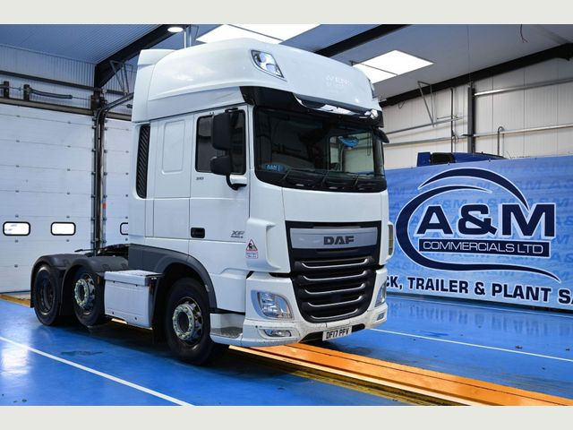 2017 (17) DAF XF 510  SUPERSPACE CAB EURO 6 Image