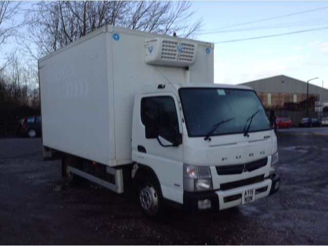 2015 FUSO Canter Image