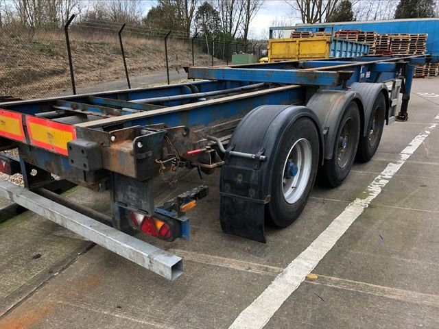 2007 Montracon Dennison Sliding Skelly Trailers Image