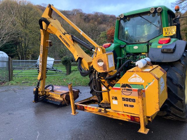 Mcconnel PA5000 Hedgecutter Image