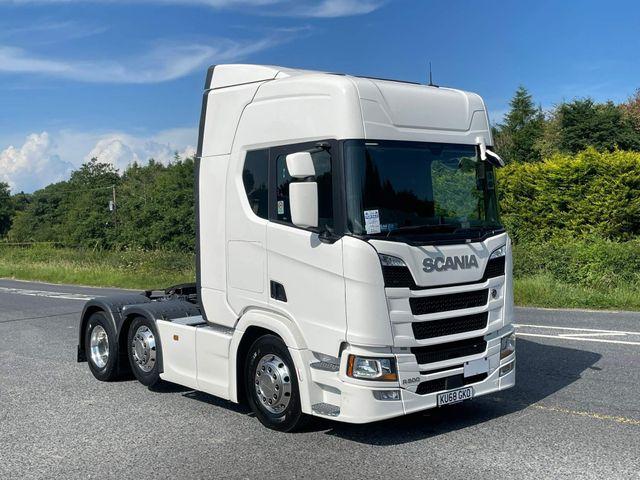 2018 (68) Scania R450 EURO 6 Image