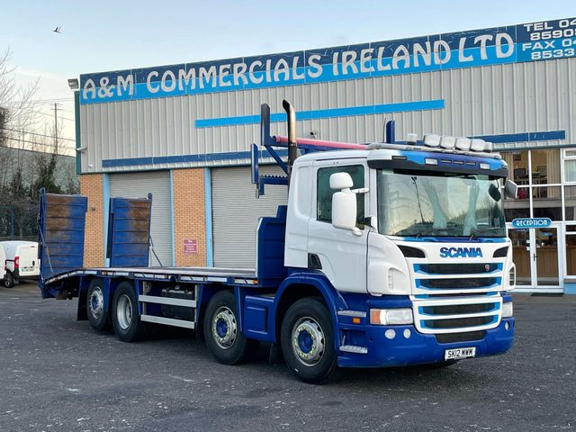 2012 (12) Scania P360 BEVERTAIL Image