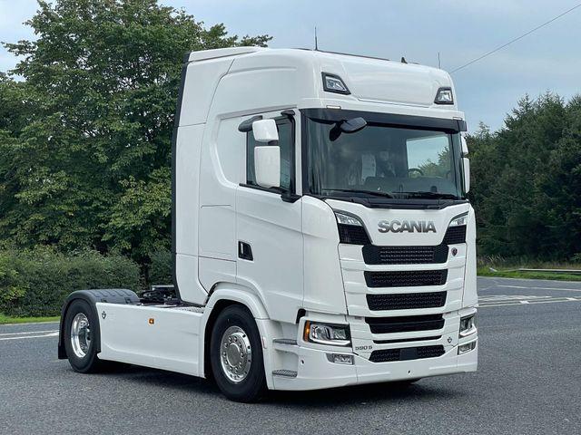 2021 (71) Scania NEW 590 S HIGHLINE Image
