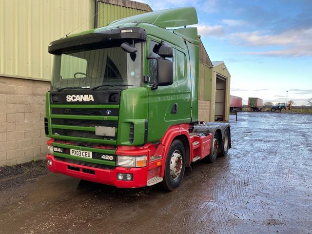2003 (03) Scania 4 Series Image