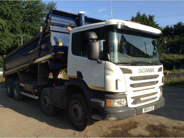 2015 (15) Scania P Series Image